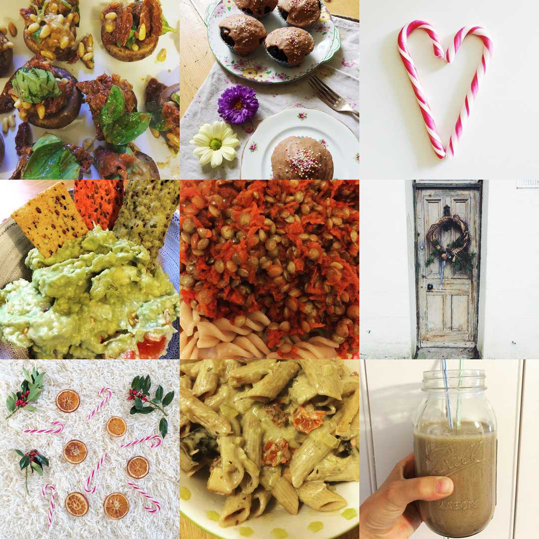 Best of Nine Vegan Recipes