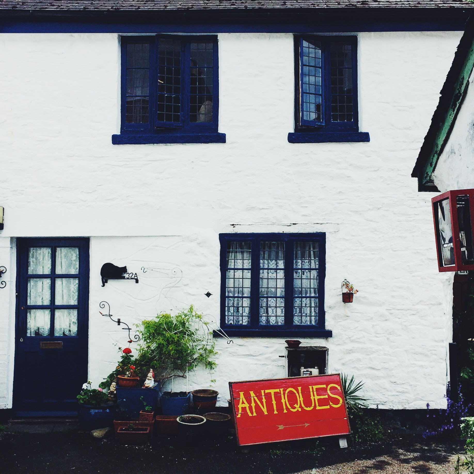 Antique Shop, Buckfastleigh